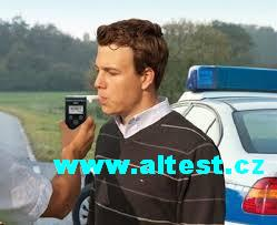 Alkoholtester Alcotest 6820 policie