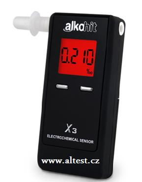 Alkoholtester Alkohit X3